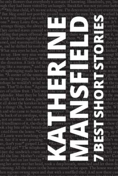 7 Best Short Stories By Katherine Mansfield (Book In English)